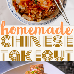 Homemade Chinese Food Recipes