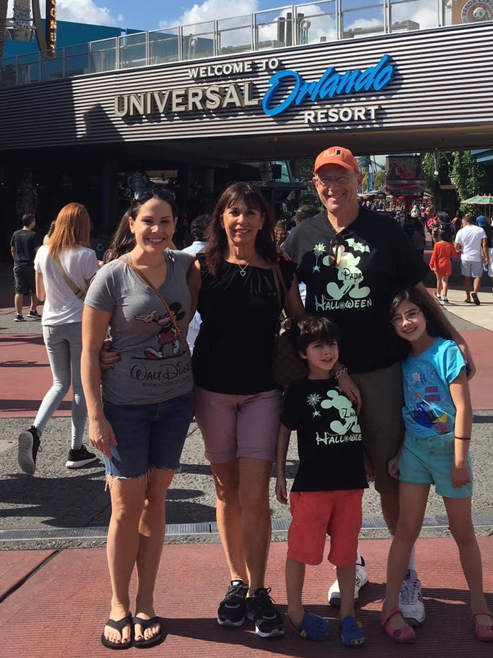 Universal Studios Harry Potter land