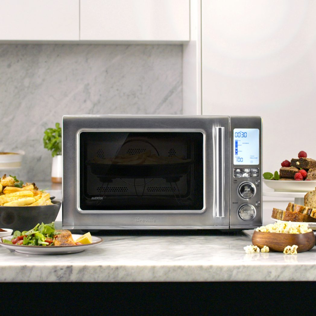 The Breville Combi 3-in-1 Microwave is Simply Awesome!