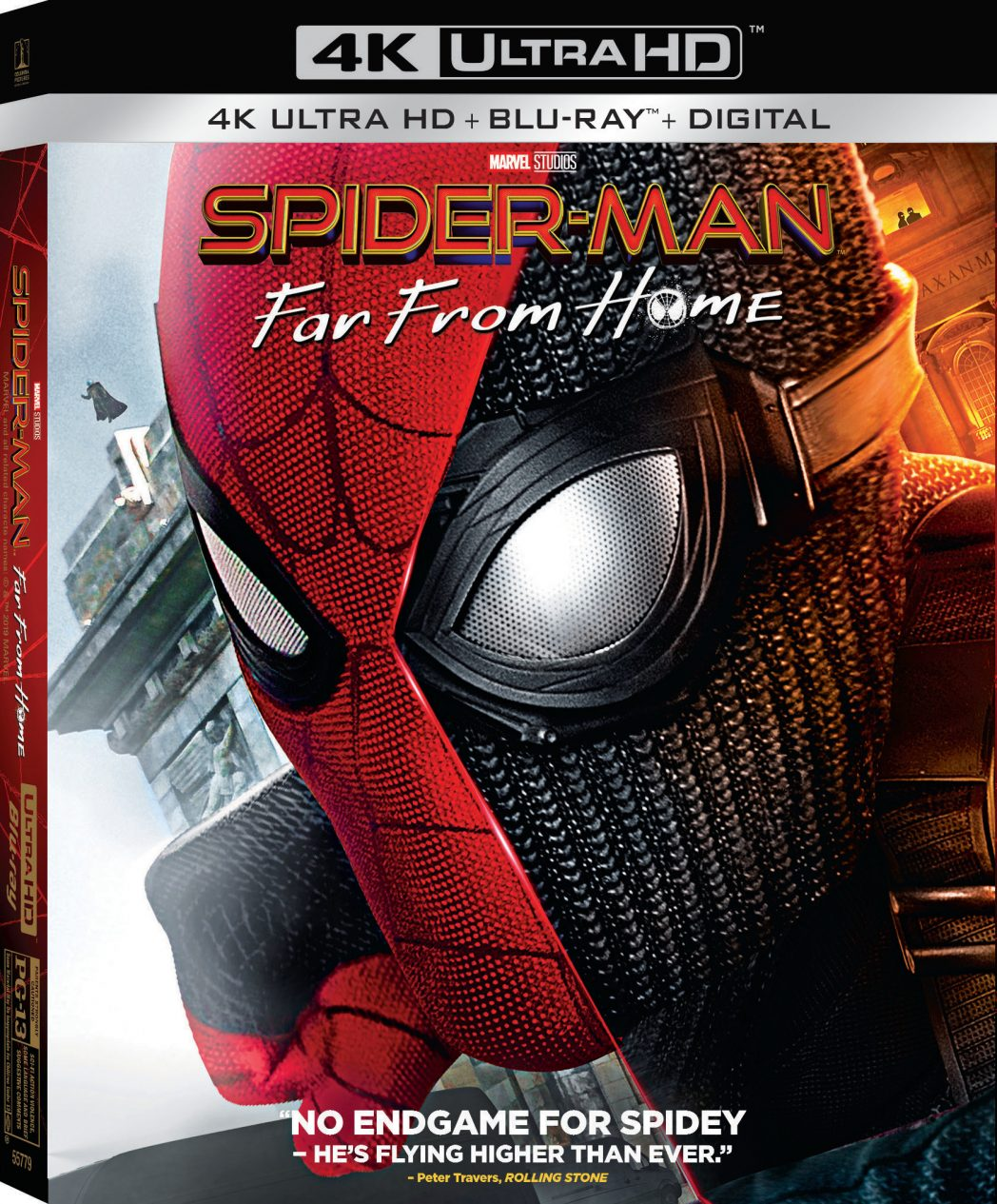 Spider-Man: Far From Home Available now!