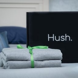 Hush Iced- Cooling Weighted Blanket is INCREDIBLE!