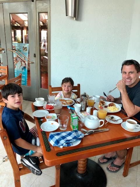 Dealing with Food Allergies While at Beaches Resorts!