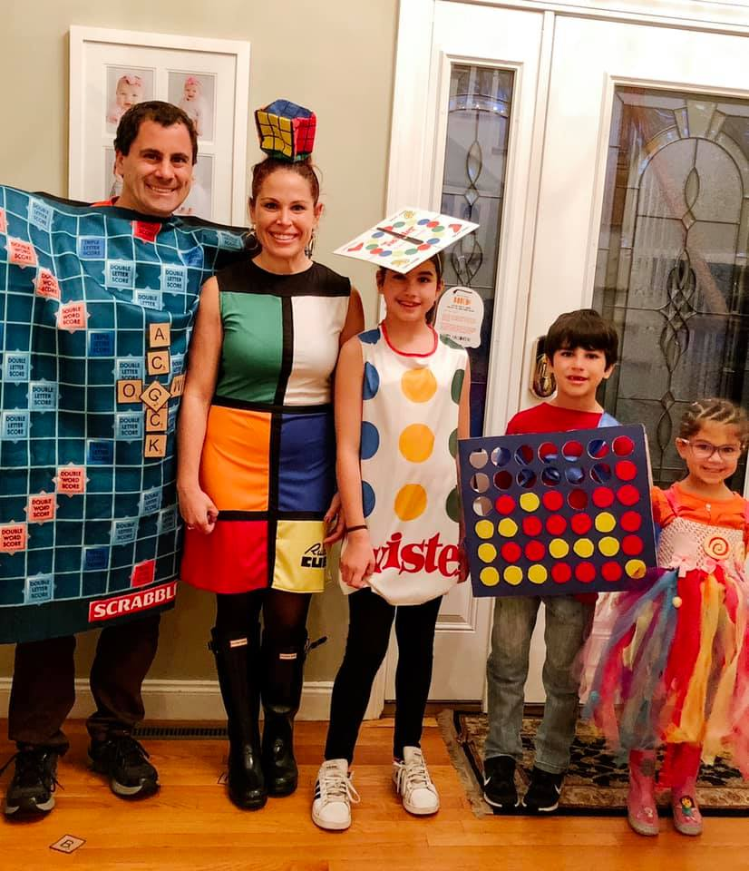 Halloween board games
