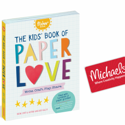 The Kids' Book of Paper Love Book