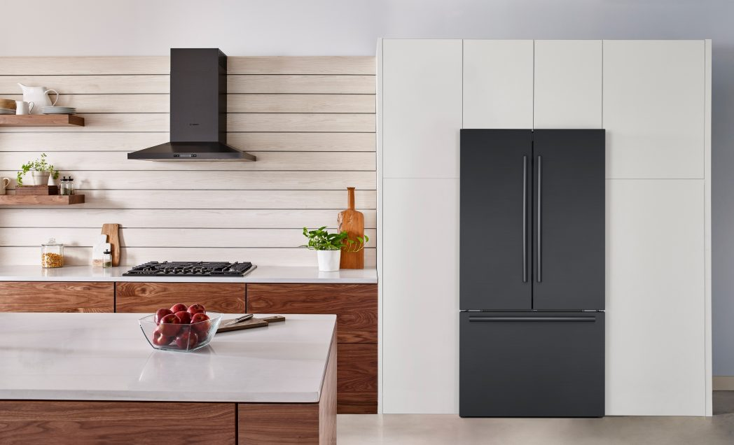 All-New Bosch Counter-Depth Refrigerators at Best Buy!