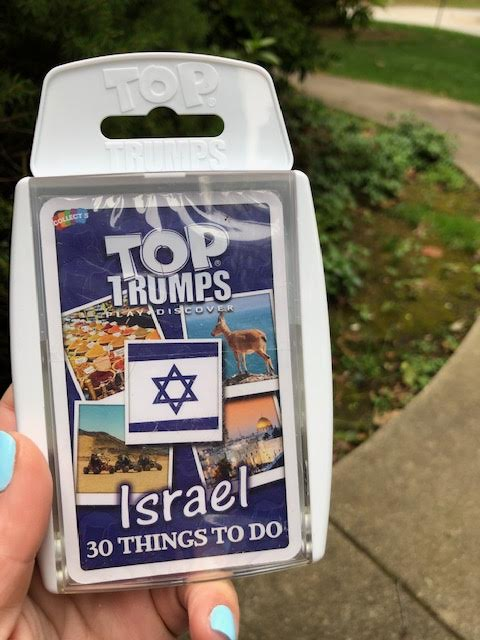 Top Trumps USA Toys Review+Giveaway!