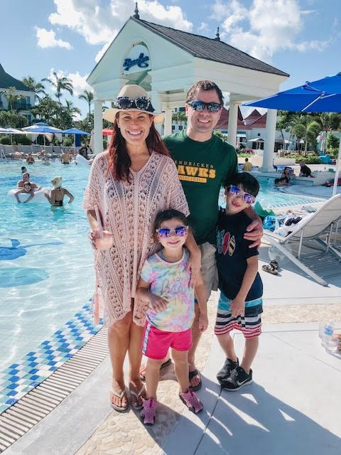 Family Getaway at Beaches Turks and Caicos!