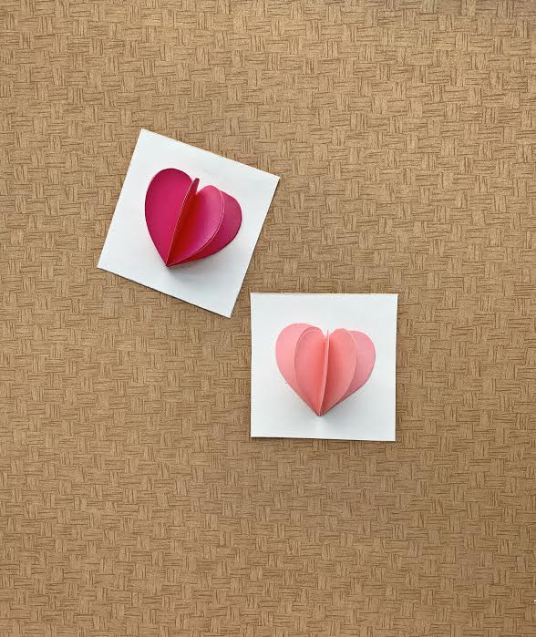 Valentine's Day 3D cards