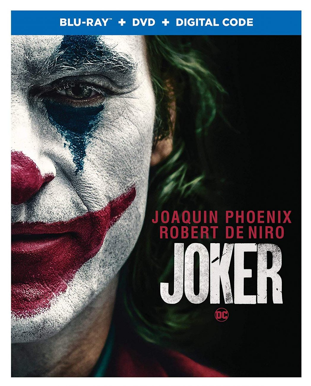 The Joker Now Available on DVD, 4K UHD Combo, Blu-Ray and more!