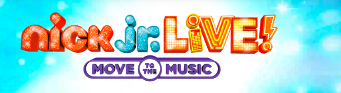 Nick Jr Live! in Providence- 4 pack ticket giveaway!