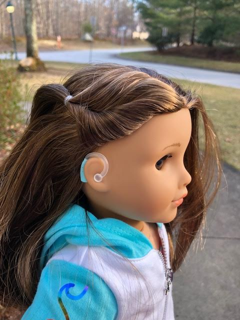 All About American Girl, Joss and an American Girl Giveaway!