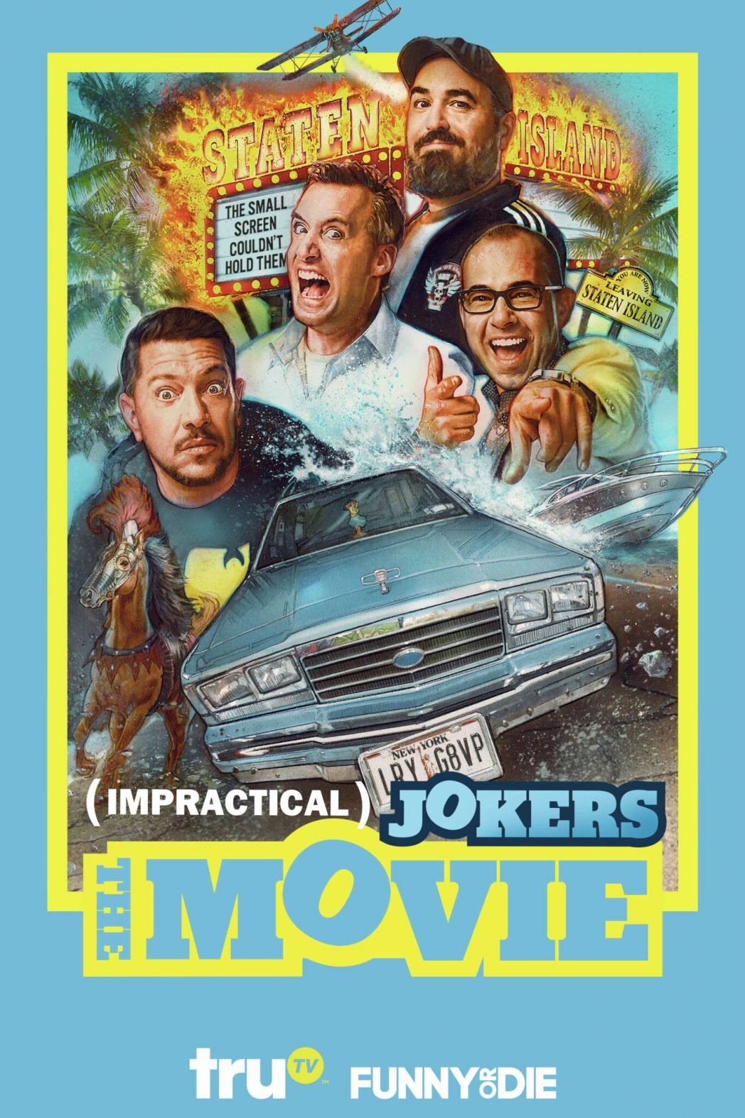 Impractical Jokers Movie Now Available