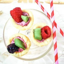 Fruit Cookie Cups Recipe!