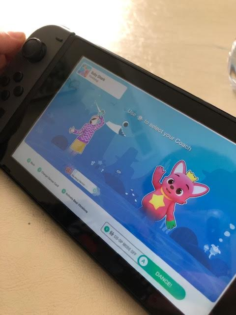 Celebrating Mom/Son Time With Nintendo's Just Dance 2020!