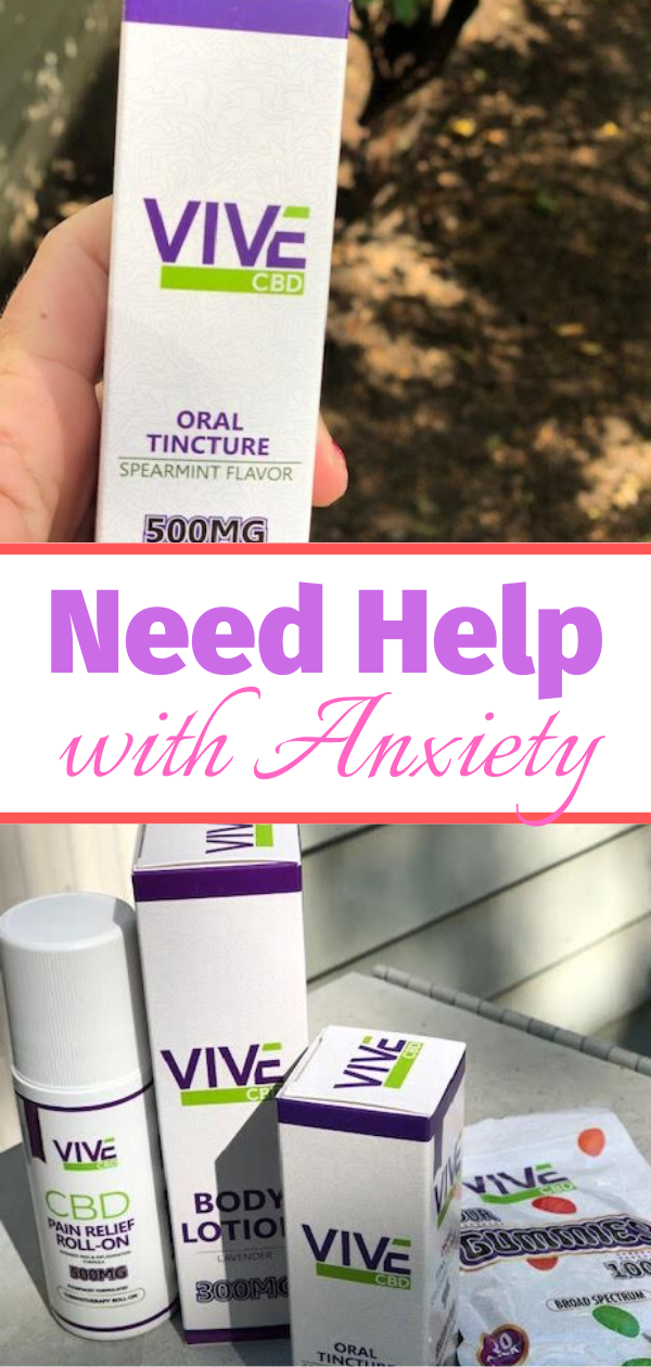 Need Help with Anxiety