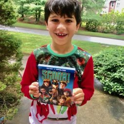 Scoob is now on DVD and a Scoob DVD giveaway!