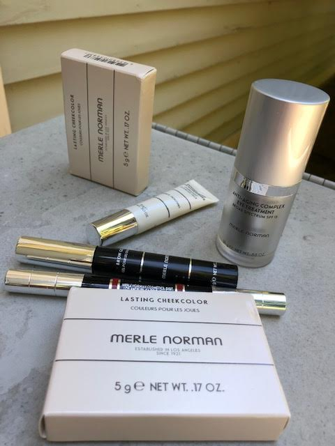 Finally Getting My Face in Order- Merle Norman Cosmetics to the Rescue!