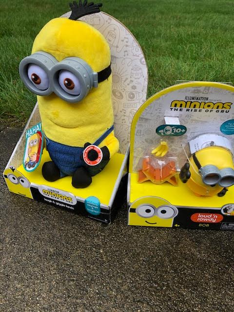Illumination's Minions are here to brighten up your summer!