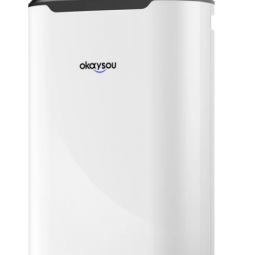 A Spacious Air Purifier from Okaysou That Helps With My Allergies!