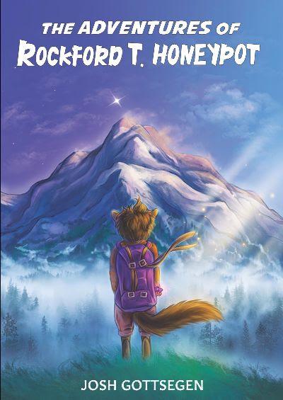ROCKFORD T. HONEYPOT NOVEL is Simply Adorable!