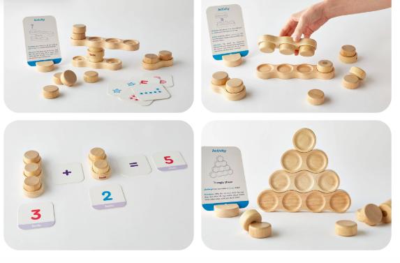 Kontu STEM Blocks- A Great STEM Toy!