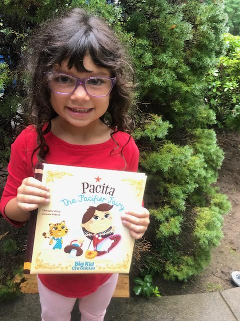 Pacita the Pacifier Fairy- An Adorable Story to Get Rid of the Pacifier!