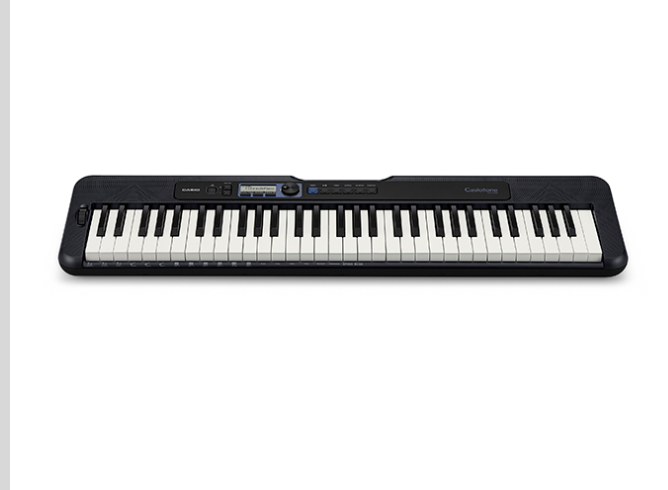 Playing Music Has Never Been Easier thanks to the Casio Keyboard!