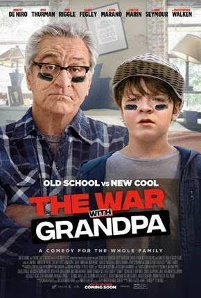 THE WAR WITH GRANDPA Press Conference!