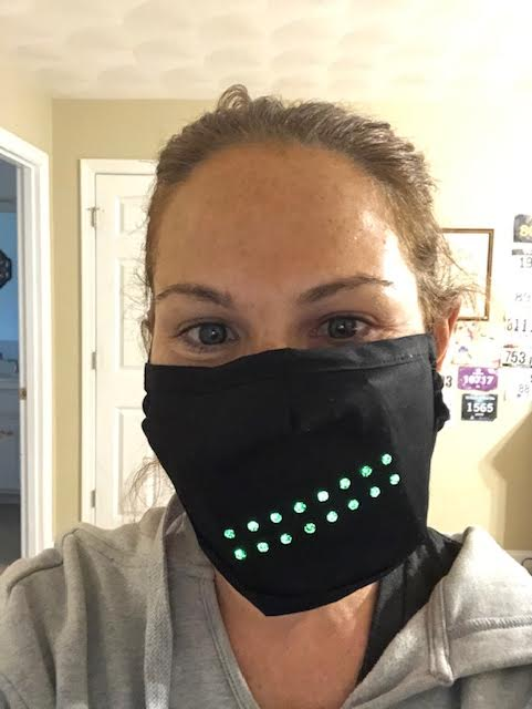 LED Smart Mask Review + Giveaway!