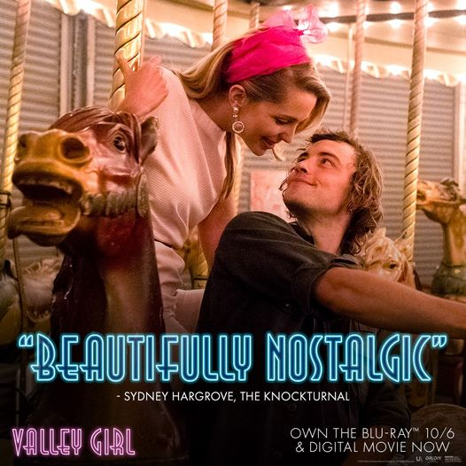 Valley Girl on DVD now!