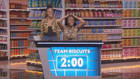 Supermarket Sweep Debuts TODAY on ABC! 8 PM EST!