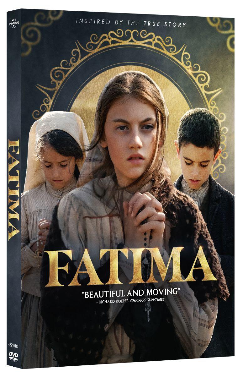 FATIMA on DVD!