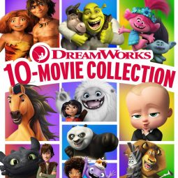 DreamWorks 10- Movie Collection