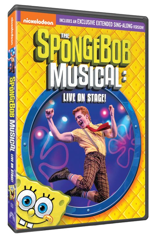 The SpongeBob Musical Press Conference!