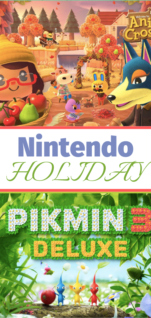 Nintendo Holiday Offerings