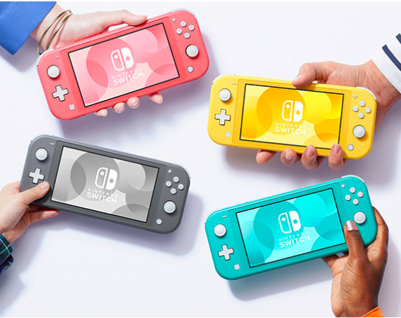 Holidays with Nintendo!