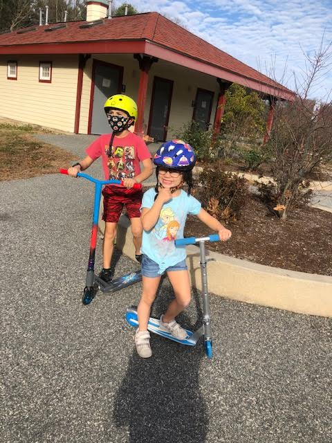 GOTRAX Scooter- My Kids Love These Scooters!