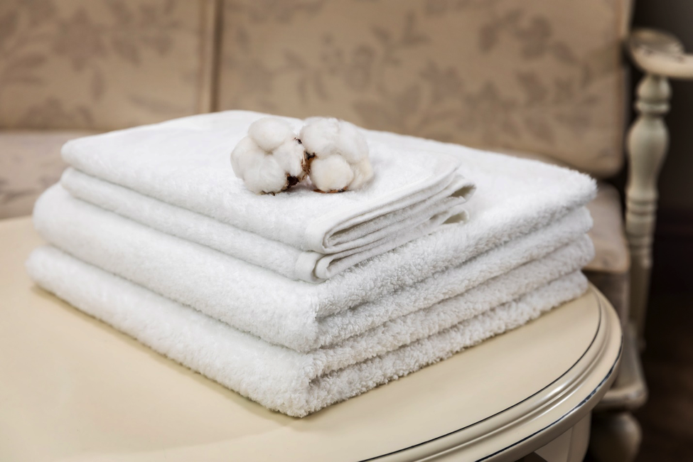 Soji is the Antimicrobial Towel that Cleans Itself!