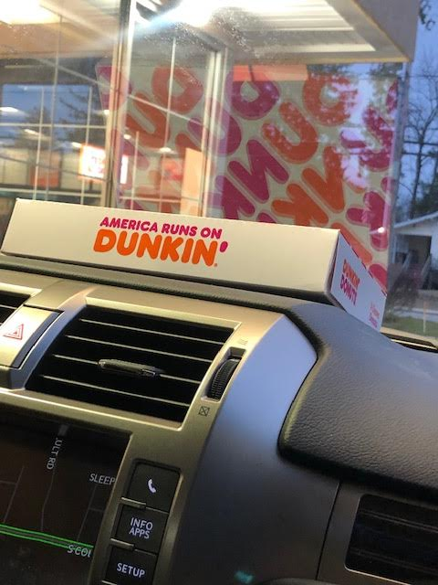Extra Charged Coffee at Dunkin' for $2 ONLY the next few days!