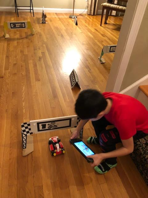 Nintendo has some Awesome New Products- We love Mario Kart Live: Home Circuit!
