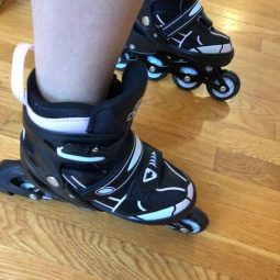 WeSkate Kids Inline Skates are Awesome!