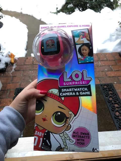 Tay Tay LOVES LOL Surprise Toys!