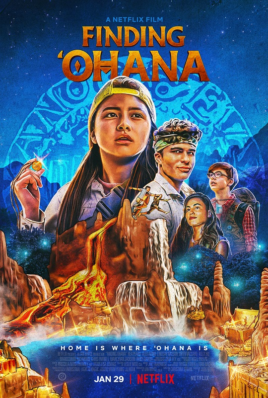 Finding 'Ohana Movie Review!