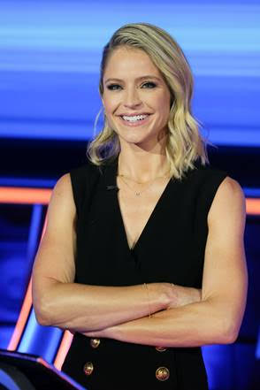 ABC's The Chase on Thursdays and an Interview with Sara Haines!