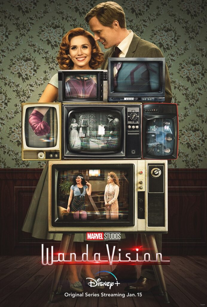 WandaVision- TUNE IN NOW!