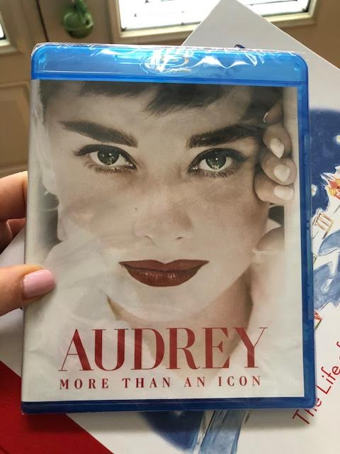 Audrey More Than an Icon DVD and children's book giveaway!