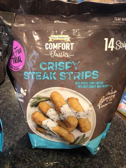 Great American Comfort Classics Available Now at Winn Dixie!