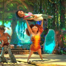 The Croods: A New Age Blu-Ray/DVD Giveaway!