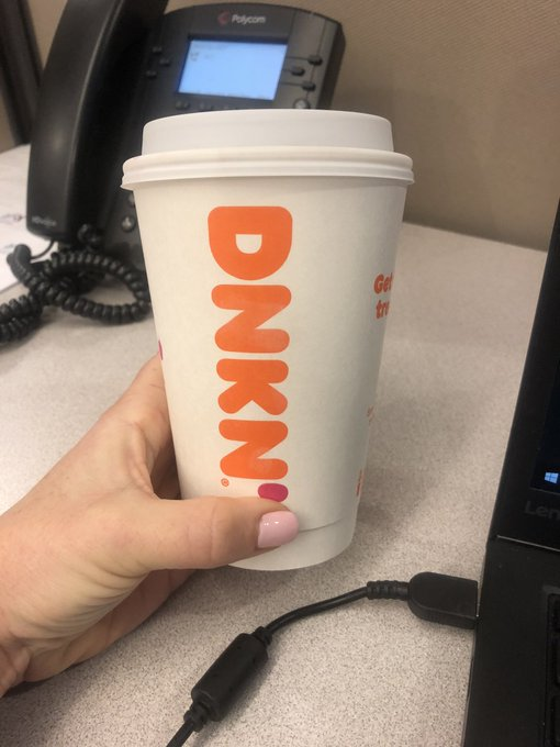 New Coffee Flavors at Dunkin'