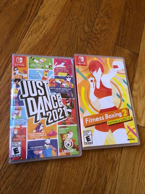 Movin' Into the New Year with Nintendo